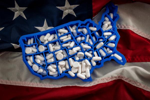 opioid addiction in america